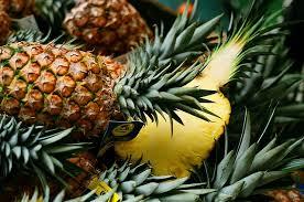 zdrowy ananas